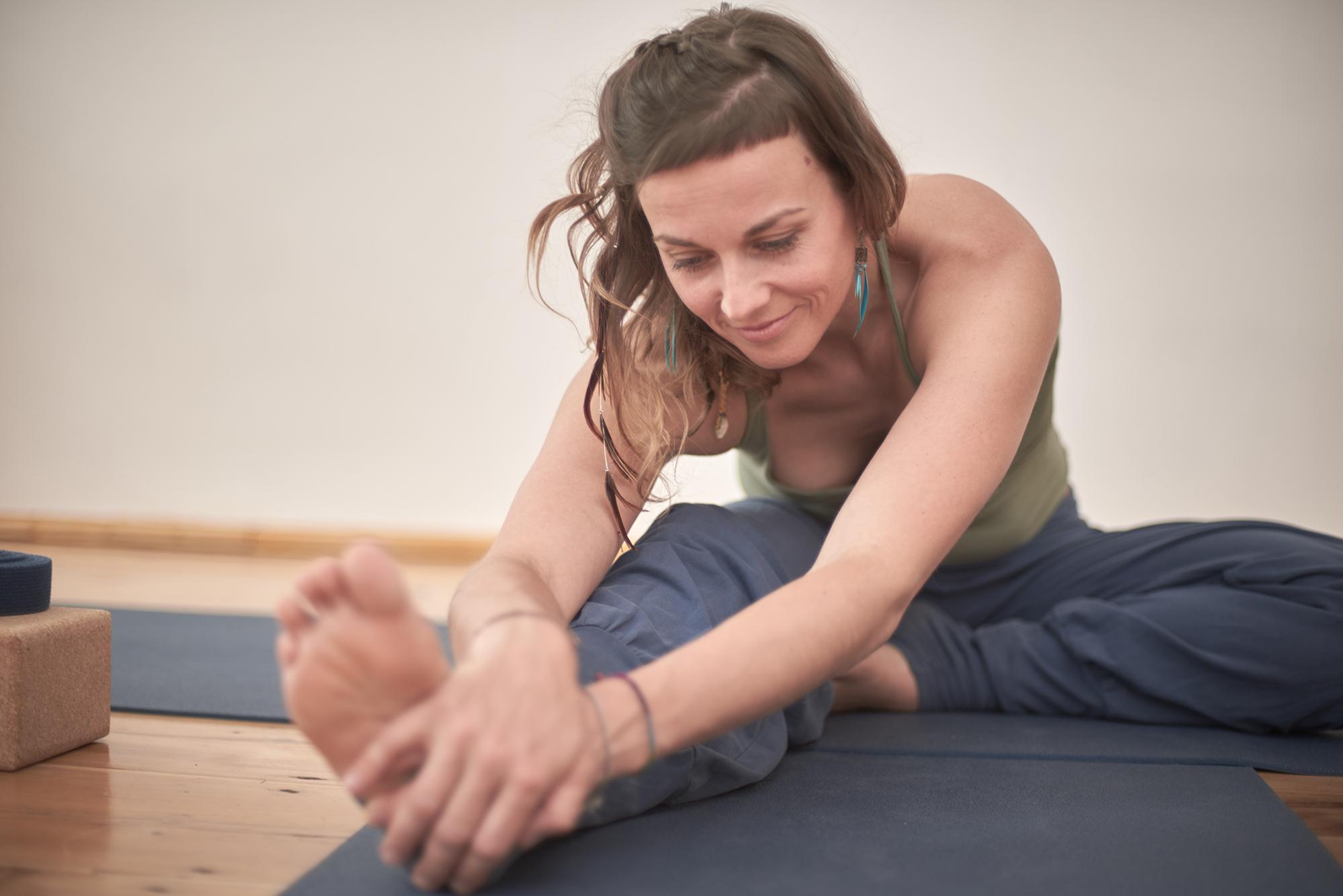 Babs Kuschel Yoga