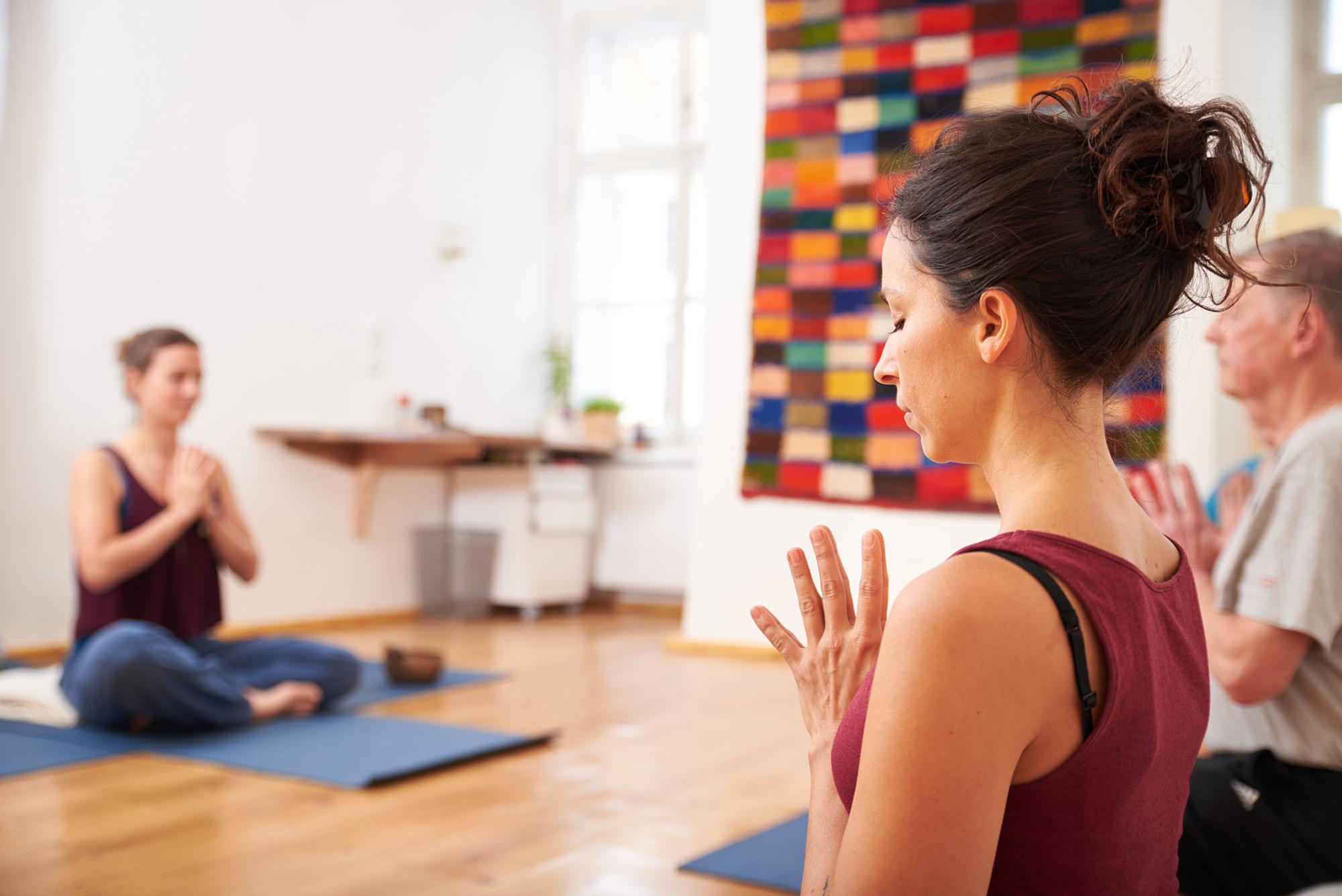 Yoga Kleingruppen