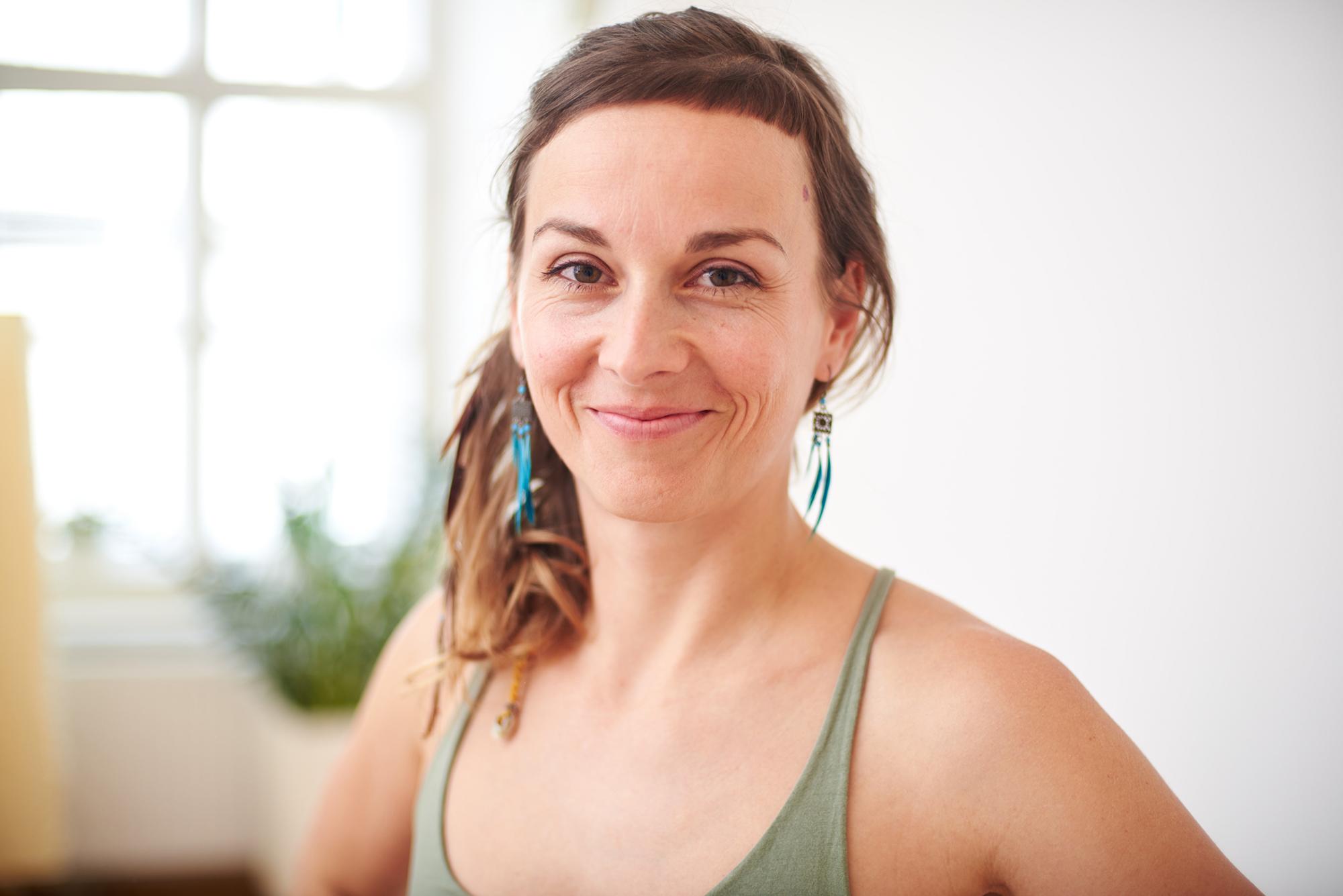 Babs Kuschel Yoga und Pysiotherapie